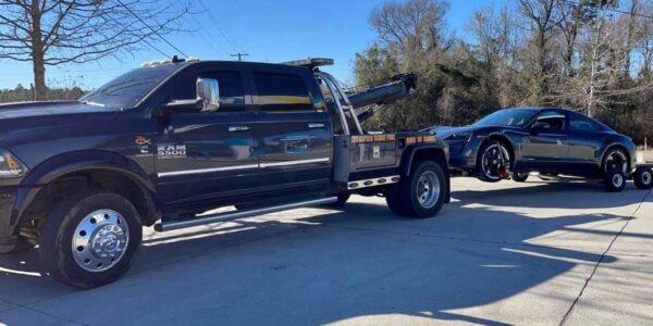 Hattiesburg MS Tow Truck Service